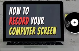 Computer Screen Record Kaise Kare