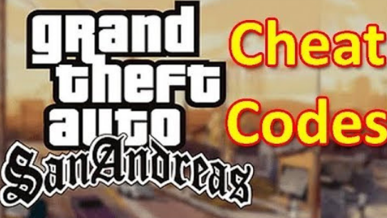 GTA San Andreas Cheat