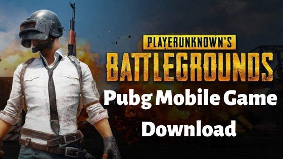 Pubg Mobile Game Download